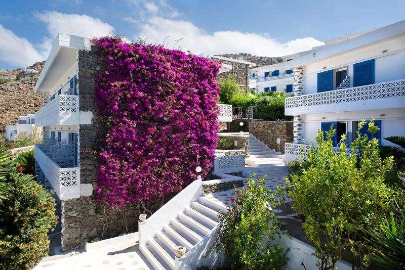 Sejur Mykonos luna iunie 2018 bilet avion si hotel inclus