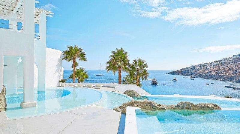 Sejur Mykonos septembrie 2017 bilet avion, hotel si taxe incluse