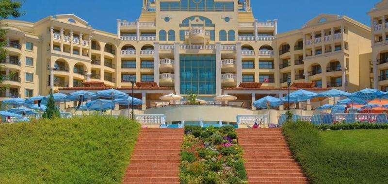 SEJUR PASTE 2018 BULGARIA DUNI HOTEL MARINA ROYAL PALACE 5*