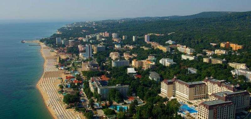 PASTE 2018 BULGARIA SF. CONSTANTIN SI ELENA HOTEL HOTEL AZALIA 4*