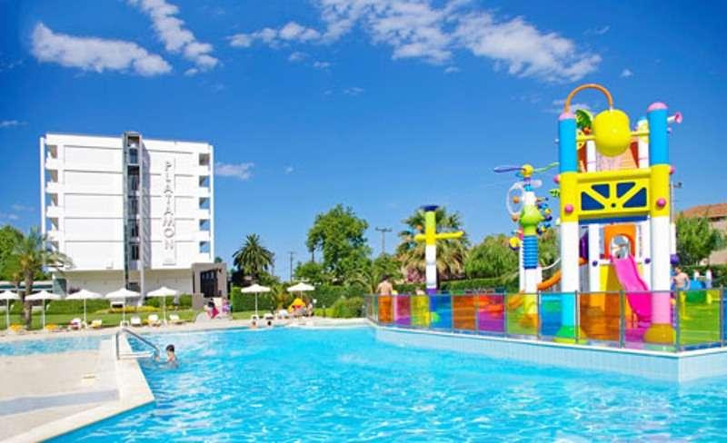Sejur Riviera Olimpului Grecia individual Ouzas Hotel Apartments ( OLIMPIC BEACH) 2*