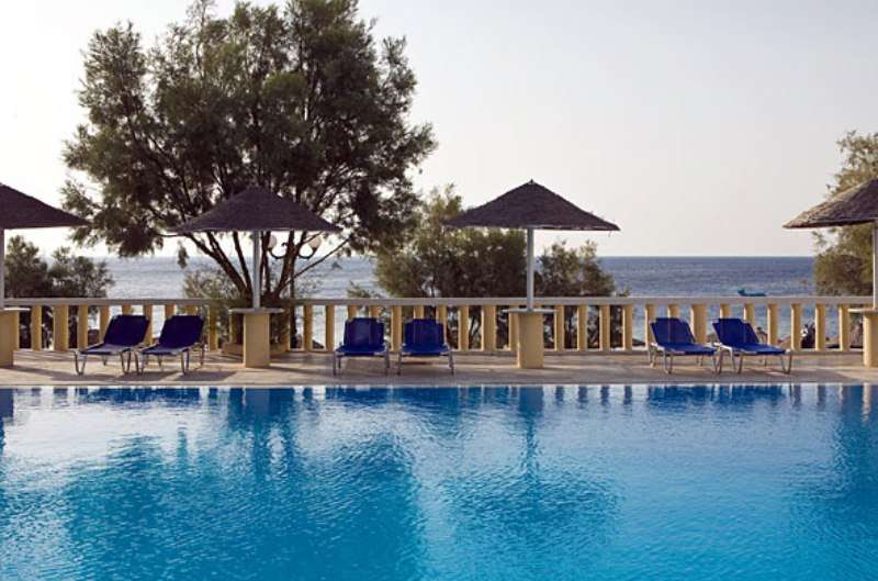 Sejur avion Santorini Grecia 2018 oferta Hotel Earino 3*