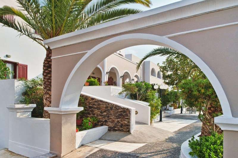 Sejur avion Santorini Grecia 2018 oferta Hotel El Greco 4*