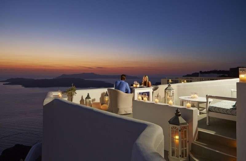Sejur avion Santorini Grecia 2017 oferta Hotel El Greco 4*