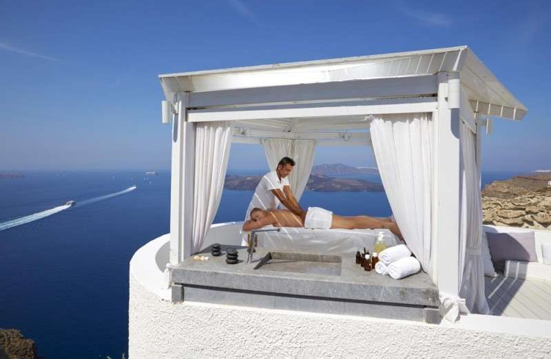 Sejur avion Santorini Grecia 2017 oferta Hotel Goulielmos 3*