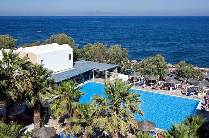 Sejur avion Santorini Grecia 2018 oferta Hotel Andromeda Villas 4*