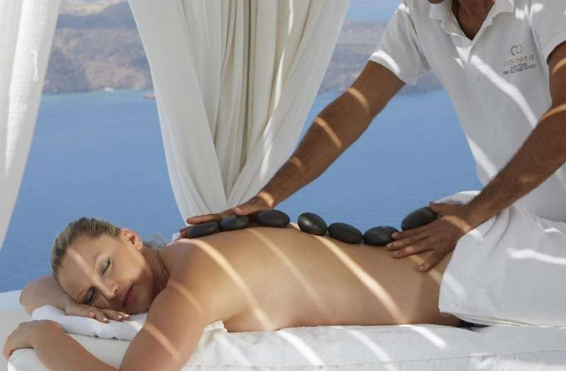 Sejur avion Santorini Grecia 2017 oferta Venus Afroditi Beach and Spa 4*