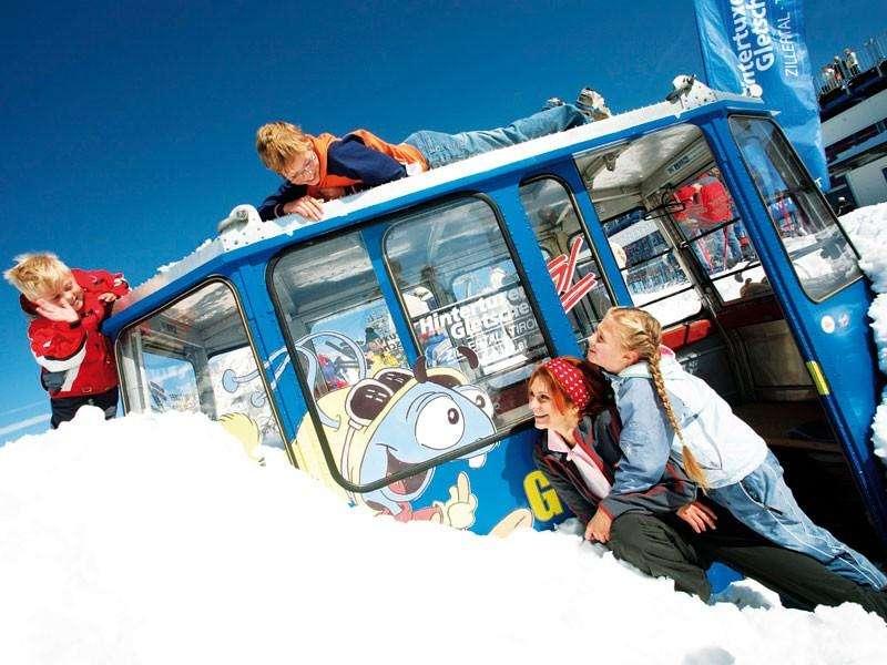 Sejur ski Austria individual 2018 Hotel Seevilla Freiberg 4*
