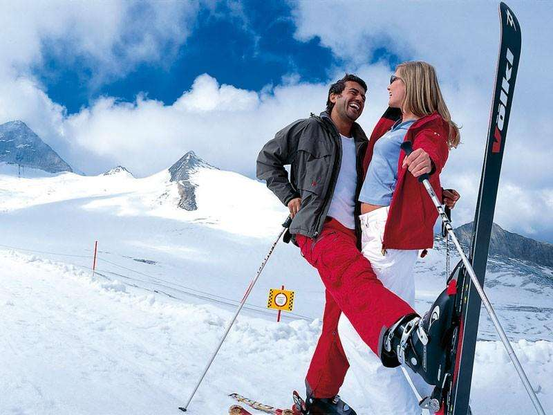 Sejur ski Austria Kaprun individual 2018 Apartment Glacier Estate