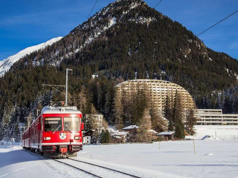 Sejur Ski Elvetia individual martie