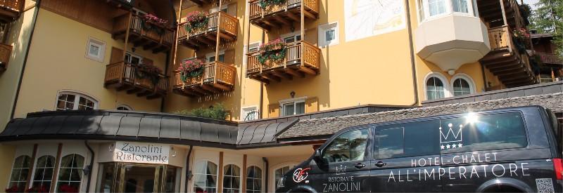 Sejur Ski Italia Madonna di Campiglio/Pinzolo individual 2018 HOTEL QUADRIFOGLIO 4*