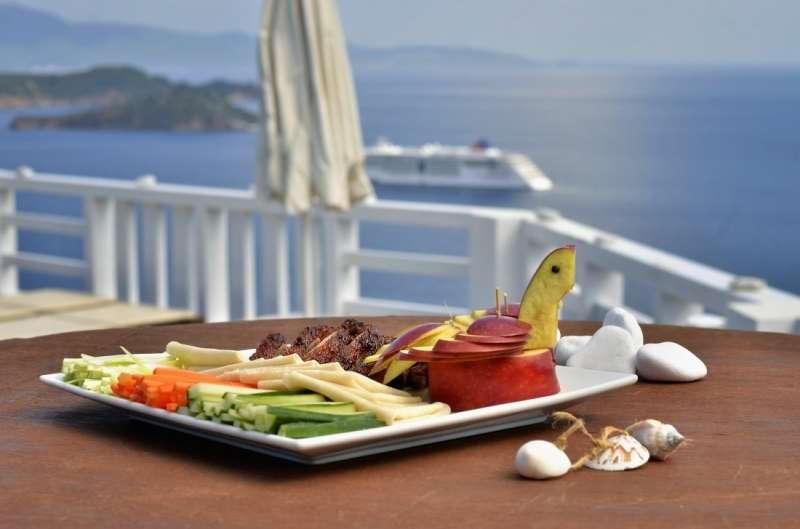 Sejur Skiathos Grecia avion Hotel AEGEAN SUITES 5*