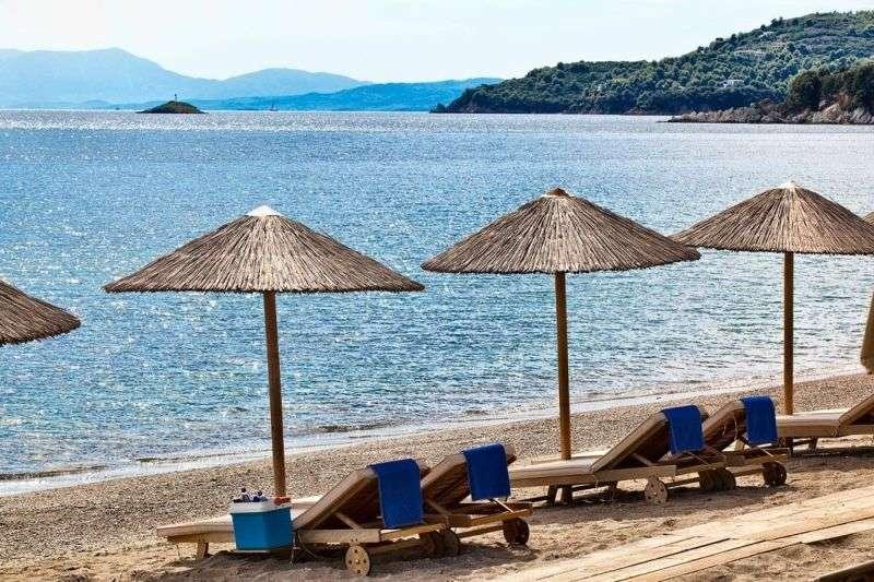 Sejur Skiathos Grecia avion Hotel Kassandra Bay 5*