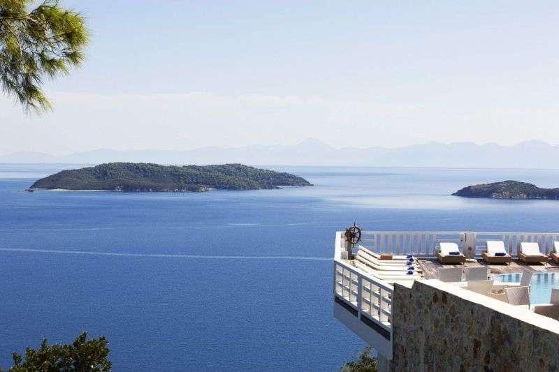 Sejur Skiathos Grecia avion Hotel Lalaria 2*