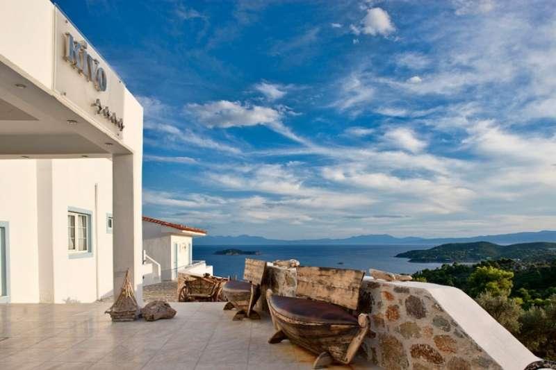 Sejur Skiathos Grecia avion Hotel Musses 3*