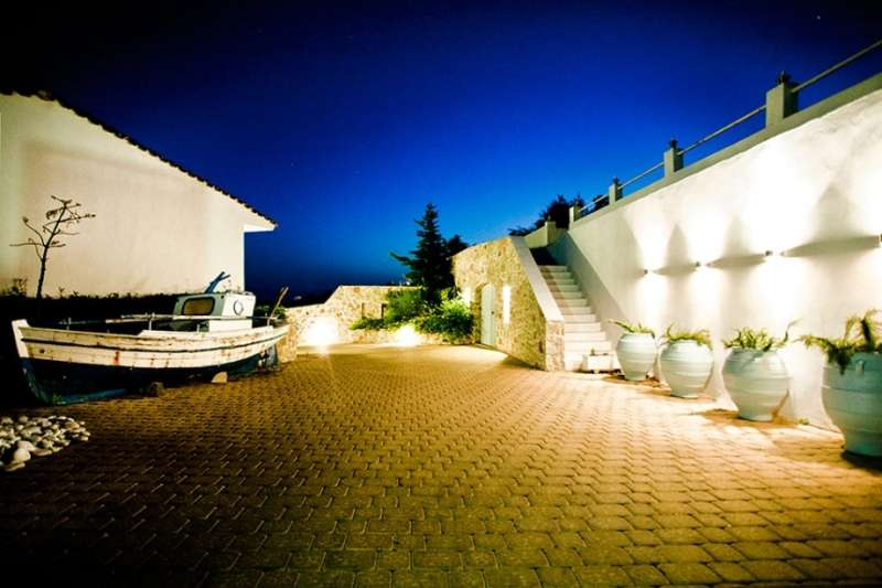 Vacanta charter Insula SKIATHOS vara 2017 Vila Alissia