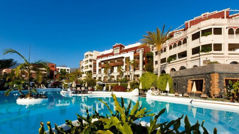 Sejur Spania Tenerife Februarie 2018 bilet de avion si hotel inclus