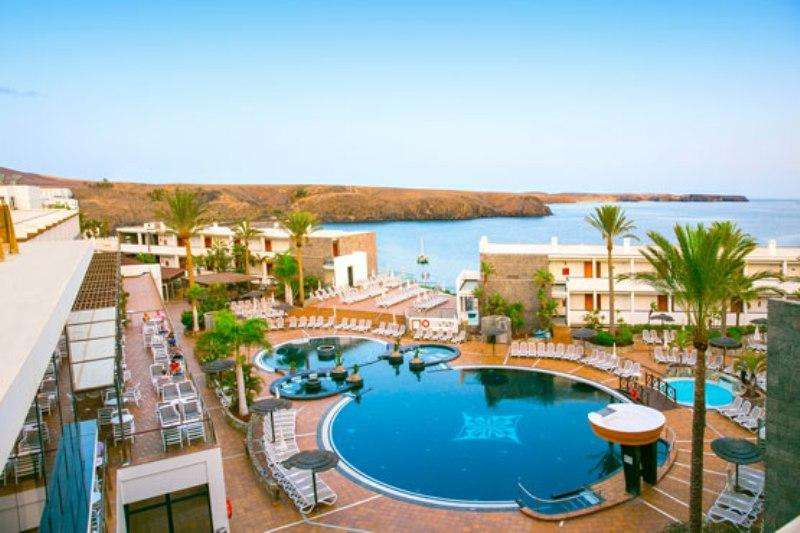 Sejur Tenerife Lanzarotte iunie 2018 bilet de avion si hotel inclus