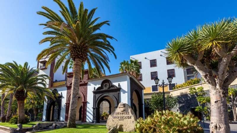 Sejur Tenerife octombrie 2018 bilet avion hotel si taxe incluse