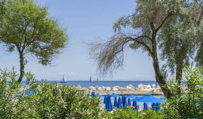 Sejur Thassos Grecia autocar Hotel Vila Natassa