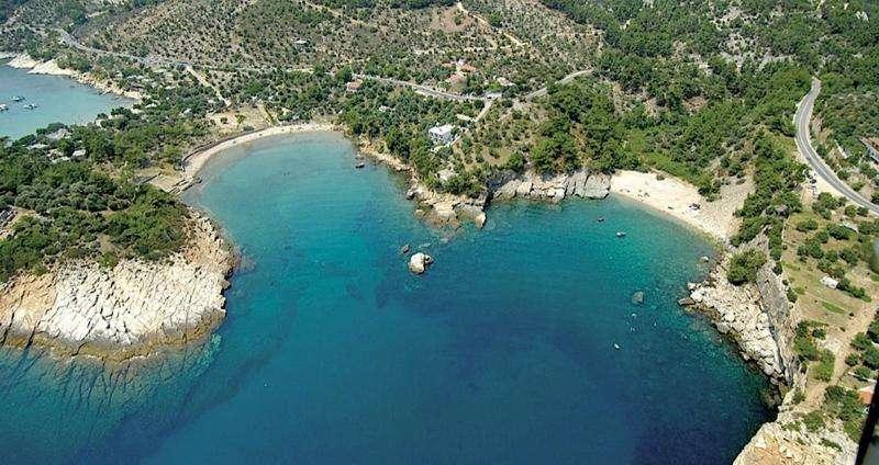 Sejur Thassos Grecia individual Hotel Alexandra Golden Boutique 5*