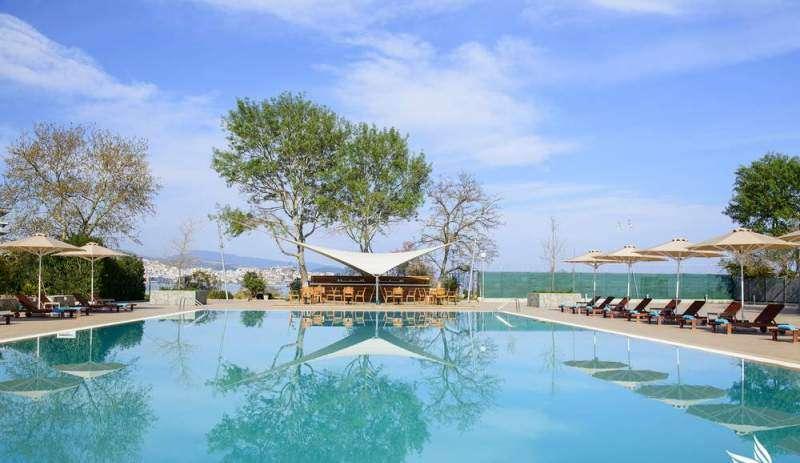 Sejur Thassos Grecia autocar Hotel Aeolis Thassos Palace 4*