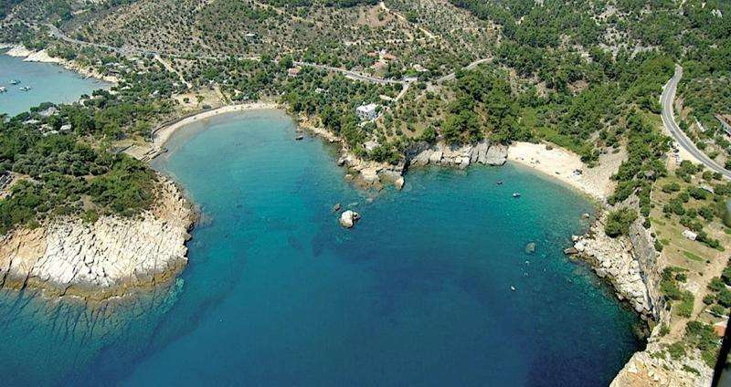 Sejur Thassos Grecia individual Hotel Blue Sea Beach Hotel (Skala Potamias) 2*