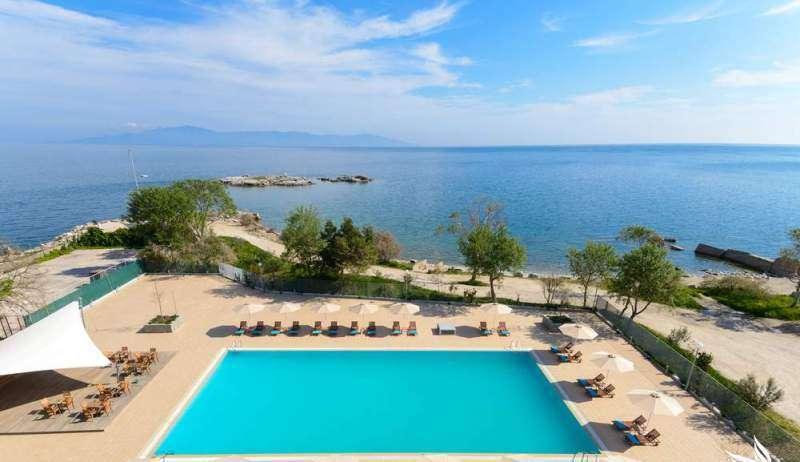 Sejur Thassos Grecia individual Hotel Chatziandreou  (PRINOS) 2*
