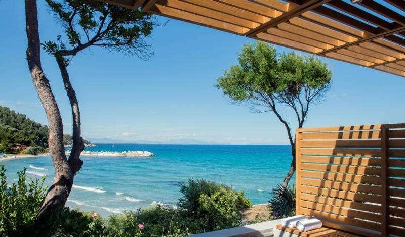 Sejur Thassos Grecia individual Hotel Kamari Beach Thassos (Potos) 3*