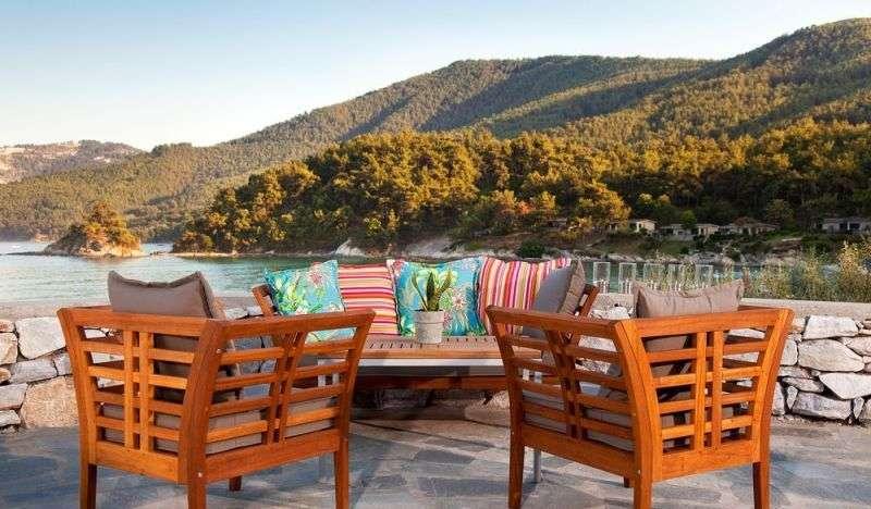 Sejur Thassos Grecia individual Hotel Kastro Apartments (Skala Potamias) 3*