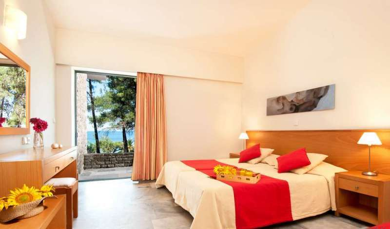 Sejur Thassos Grecia individual Hotel Makryammos Bungalows ( MAKRYAMMOS) 4*