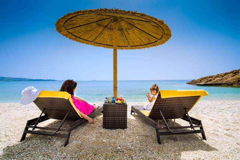 Sejur Thassos Grecia individual Hotel Princess Golden Beach (Hryssi Akti) 4*