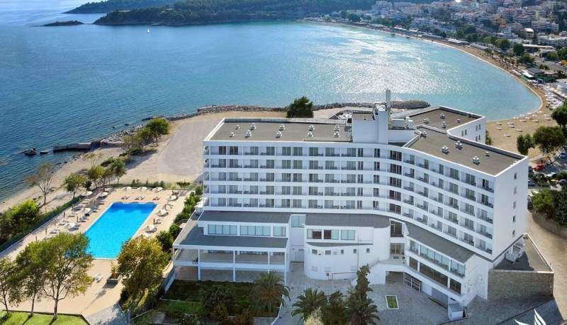 Sejur Thassos Grecia individual Hotel RACHONI BAY RESORT 2*