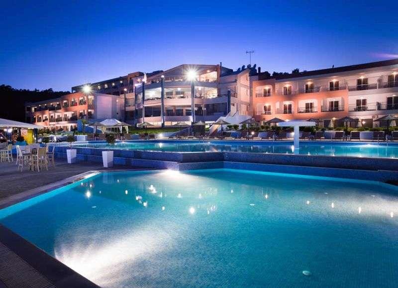 Sejur Thassos Grecia individual Hotel Sirines (Potos) 2*