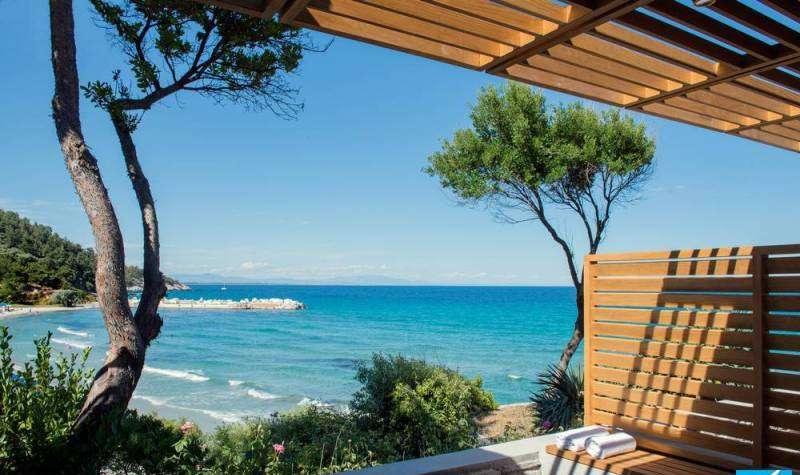 Sejur Thassos Grecia individual Hotel TOSCA BEACH 3* KAVALA