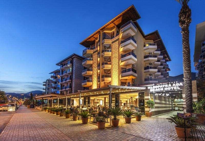 Sejur Turcia Antalya statiunea Alanya individual octombrie