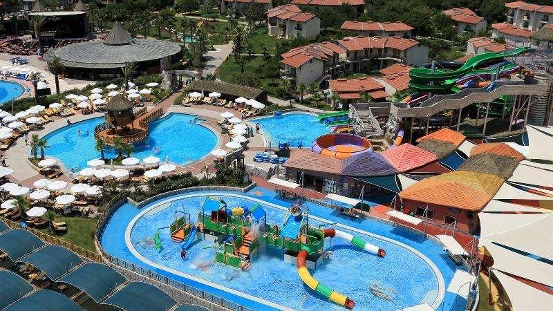 Sejur Turcia Antalya statiunea Belek individual iulie