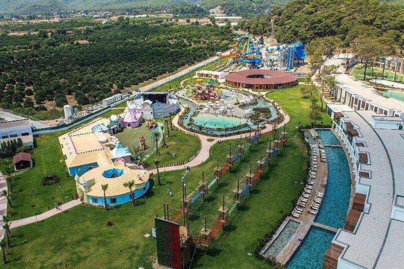 Sejur Turcia Antalya statiunea Kemer individual octombrie 2017