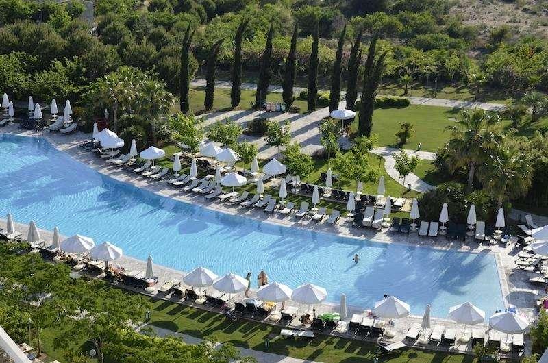 Sejur Turcia Antalya statiunea Lara individual octombrie