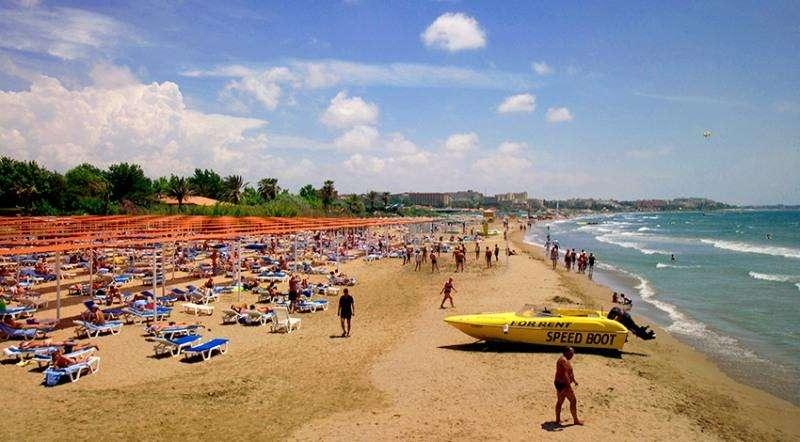 Sejur Turcia Antalya statiunea Side individual iulie
