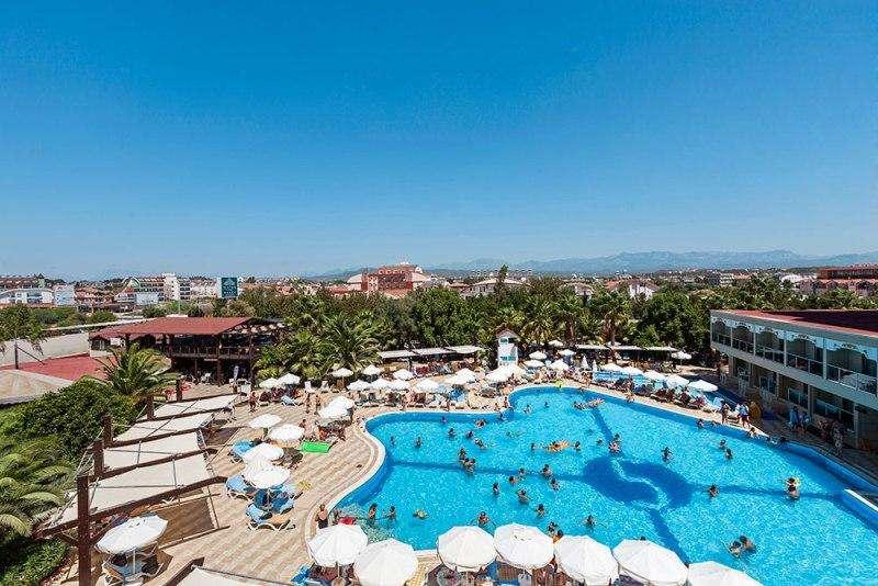 Sejur Turcia Antalya statiunea Side individual iunie