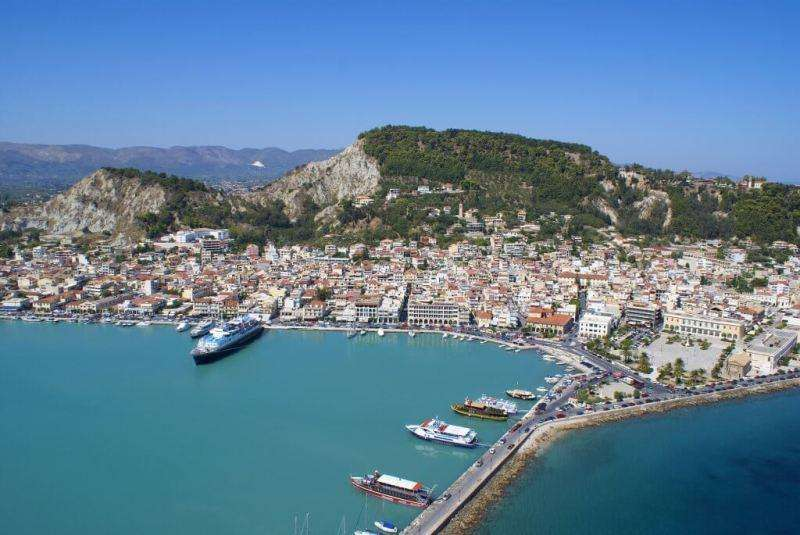Sejur Zakynthos Grecia autocar Hotel Dinos 3*