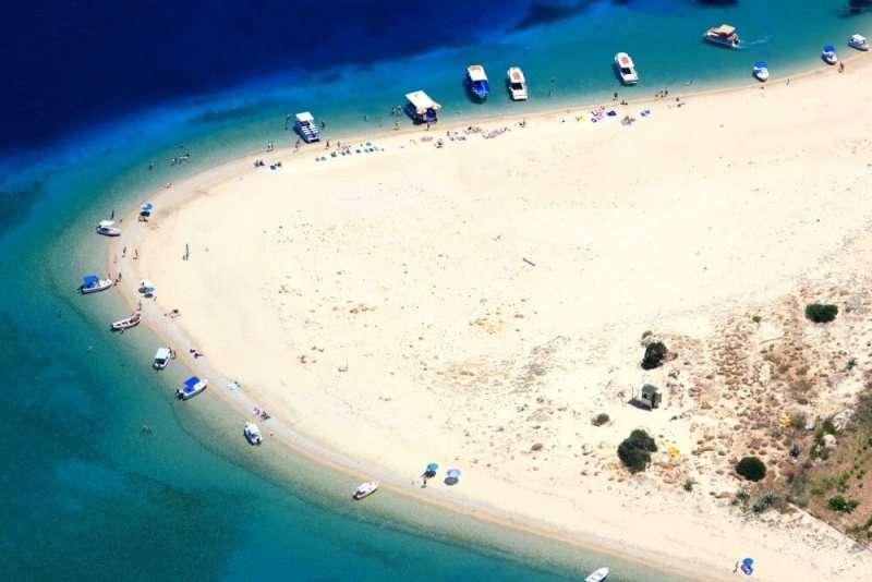 Sejur avion charter Zakynthos Grecia 2018 oferta Hotel Mediterranean Beach 5* demipensiune