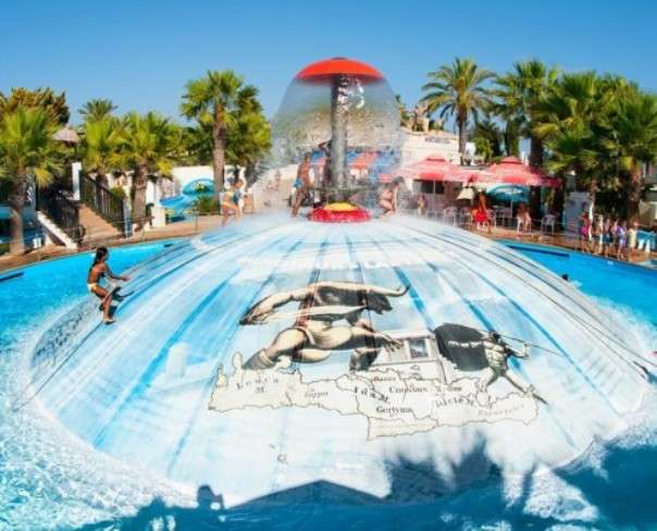 Sejur Aqua Park Ayia Napa Waterworld august 2017