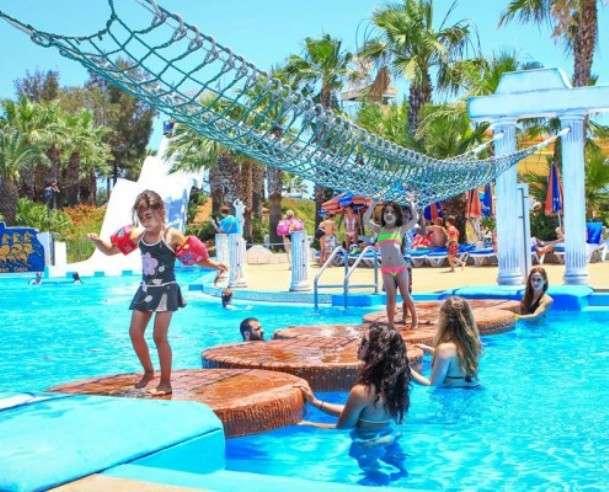 Sejur Aqua Park Ayia Napa Waterworld mai