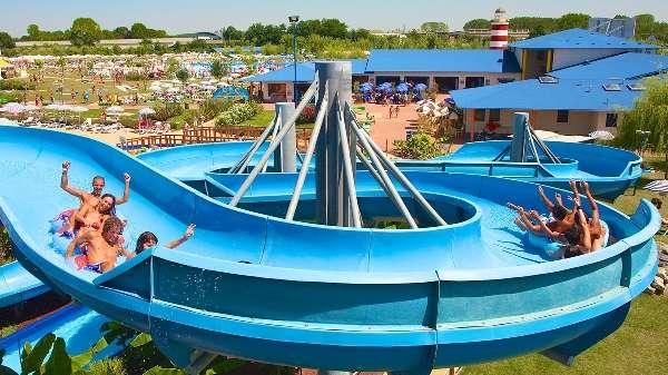 Sejur Aqua Park Milano Ondaland august 2018