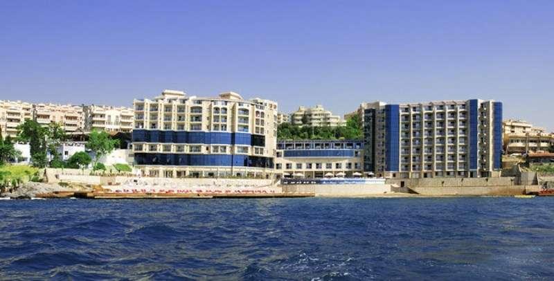 Sejur avion Kusadasi Turcia 2018 oferta MARINA HOTEL 4*