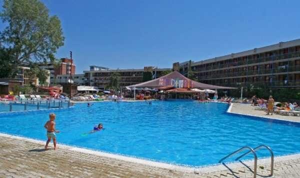 Sejur Bulgaria Pomorie Vara 2018 MARINA HOLIDAY CLUB 4* fara masa