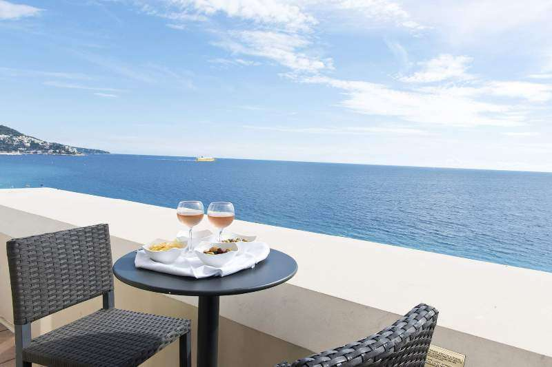 Sejur Coasta de Azur Nisa iunie 2018 bilet de avion si hotel inclus