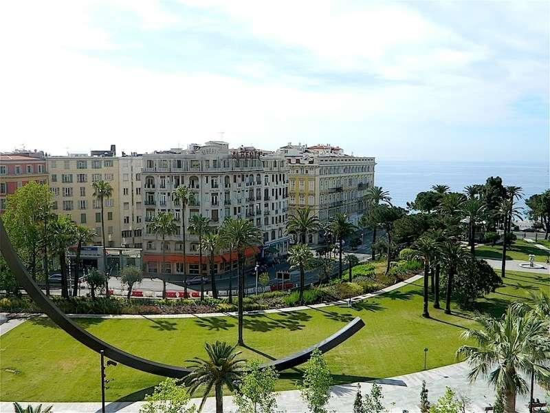Sejur Coasta de Azur Nisa iulie bilet de avion si hotel inclus